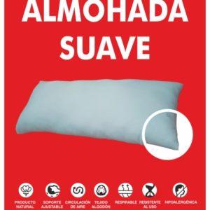 almohada suave